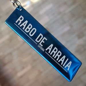 "Buy Keychain ""RABO DE ARRAIA"""