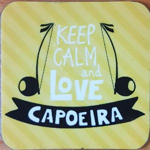 "Buy Magnet ""LOVE CAPOEIRA"""
