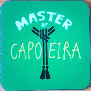 "Buy Magnet ""MASTER of CAPOEIRA"""